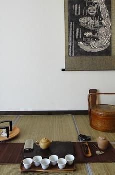 【8回】内経図と茶席.JPG